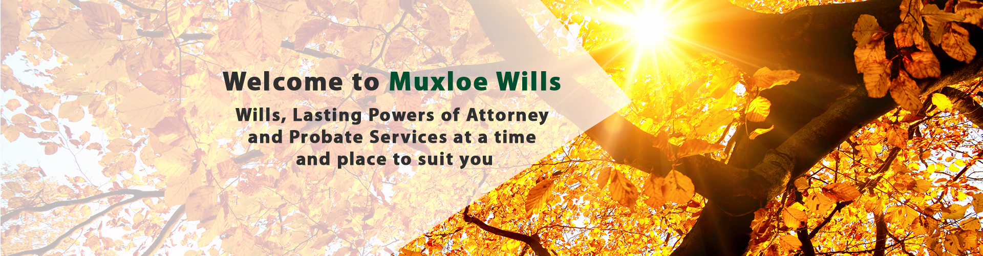 Muxloe Wills - Will Writing and Lasting Powers of Attorney Specialist - Leicester